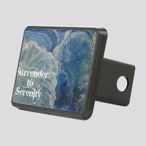 surrender2serenity2_poster Rectangular Hitch Cover